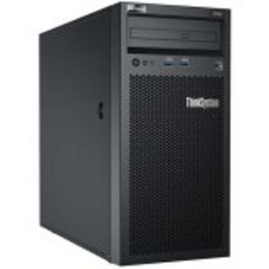 Picture of x( 7Y49A03XEA )Lenovo ThinkSystem ST50 Xeon E-2224G (4C 3.5GHz 8MB Cache/71W), 1x8GB , SW RAID, 2x 1