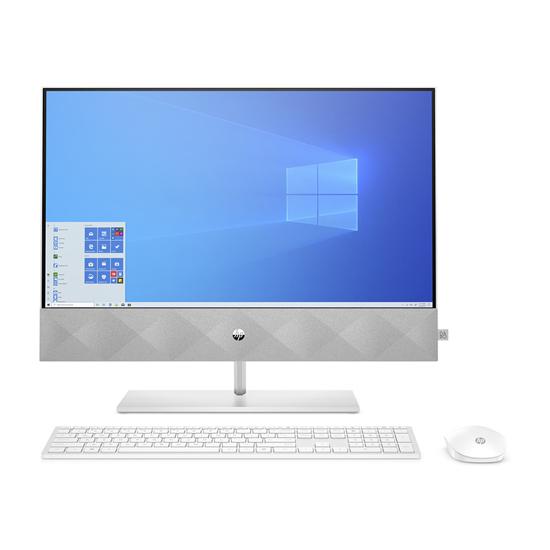 "Picture of HP Pavilion AiO 24-xa005ny, 23,8"" LED i3-9100T/4GB/1TB HDD. Intel HD Graphics 630, Win10Home, 7JU25EA"