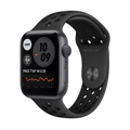 Picture of Apple Watch 6 44mm Nike edition Space Gray Aluminum Case with Sport Band - Black