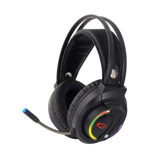 Picture of Slušalice sa mikrofonom ESPERANZA RGB NIGHTSHADE, gaming, EGH470
