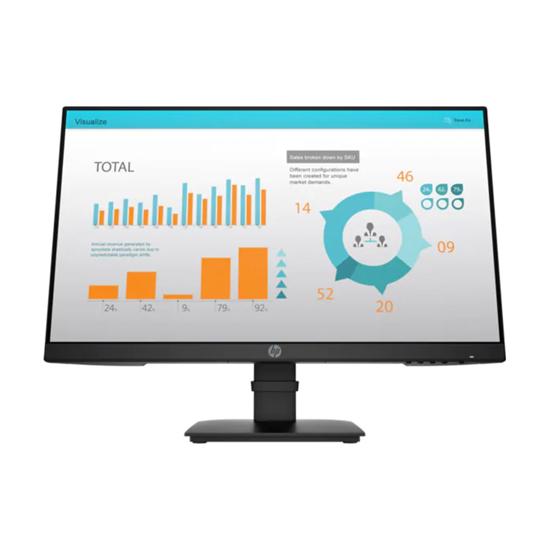"Picture of Monitor HP 23,8"" P24 FHD IPS 23,8,IPS,FHD,75Hz,250cd,1000: 1,VGA,HDMI,DP,Tilt,VESA,Black,3Yr 1A7E5AA"