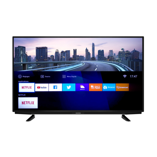 "Picture of GRUNDIG TV LED 55"" GEU 7900 UHD 139cm DVB-T2/C/S2 SMART"