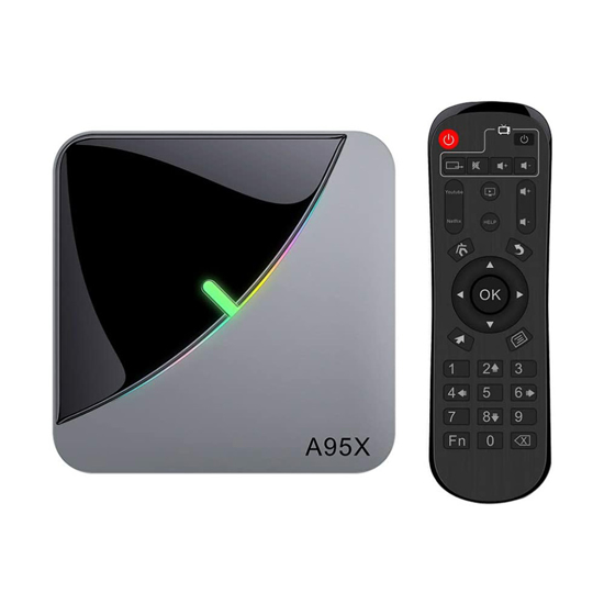 Picture of TV BOX A95X F3 air, 4GB, 32GB S905X3 Android