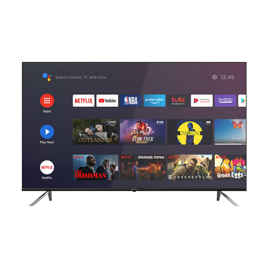 """Picture of TESLA TV 55"""" 55S905BUS Android UHD Cert. Android TV9 2.25/16GB Chromecast/Netflix/Google Ass."""