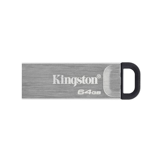 Picture of USB Memory stick Kingston DTKN/64GB USB3.2 DTKN,DataTraveler Kyson,Stylish Capless Metal Case,200MB/s read