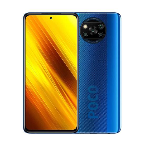 Picture of Mobitel Xiaomi PocoX3 NFC 64GB Sky Blue