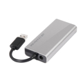 Picture of USB hub aktivni Club 3D USB TYPE A 3.1 GEN 1 TO 4 X USB TYPE A 3.0 ALUMINIUM CASING WITH POWER ADAPTER CSV-1431