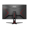 "Picture of MONITOR AOC C24G2AE/BK 165Hz  23.6"" Full HD VA Curved Monitor Full HD DP VGA, HDMI ZVUCNICI"