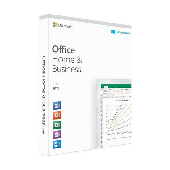 Picture of Microsoft Office Home and Business 2019 32/64 English CEE T5D-03347