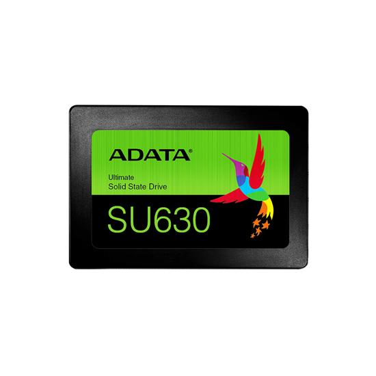 Picture of SSD ADATA SU630 2,5 240GB, 520/450 65K max. ASU630SS-240GQ-R