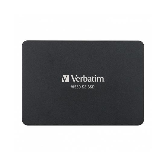 Picture of SSD VERBATIM Vi550 S3 2,5 128GB, 560/430, 75TBW, Phison, SATA3, 49350