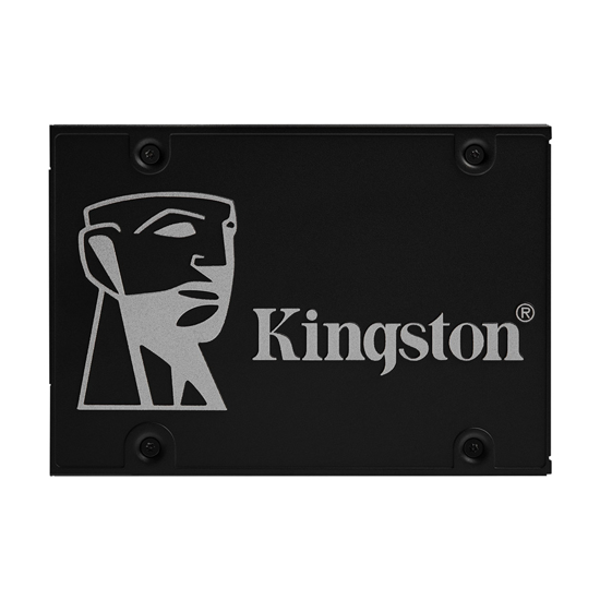 Picture of SSD Kingston 1024GB 2.5 KC600 SKC600/1024G SATA3,550/520MB/s 3D TLC,XTS-AES 256-bit encryption