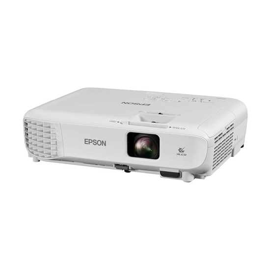 Picture of Projektor EPSON EB-W06 3LCD, HD ready, 3700 Lumens, 320 Inch Display
