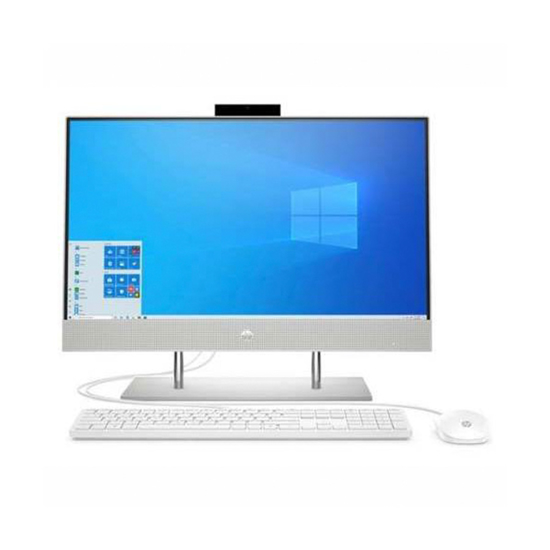 Picture of PC AiO HP TOUCH 24-dp0066ny, 236H8EA, Core i5-1035G1 (1.0GHz, 4 core), 8GB DDR43200, 256 GB SSD NVMe, Intel UHD Gra, LCD 23.8 FHD AGL TOUCH 3, 36 mj