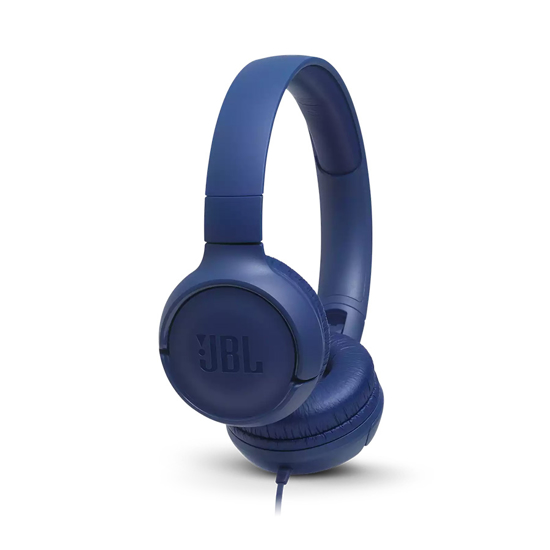 Picture of JBL slušalice TUNE 500 BLUE on-ear JBL-00090