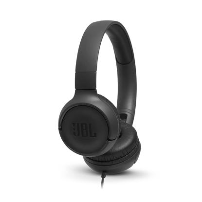 Slika od JBL slušalice TUNE 500 BLACK on-ear JBL-00080