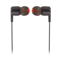 Picture of JBL slušalice T210 BLACK In-ear JBL-00120