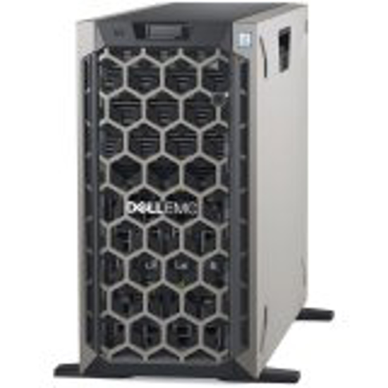 """Picture of x( PET440CEE02VSP-56 )Dell EMC PowerEdge T440, Tower 8 x 3.5"""" chassis, Xeon Silver 4208, 16GB DDR4 E"""