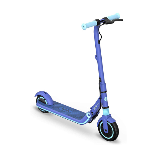 Picture of Ninebot by Segway Electric Scooter Zing E8 Blue
