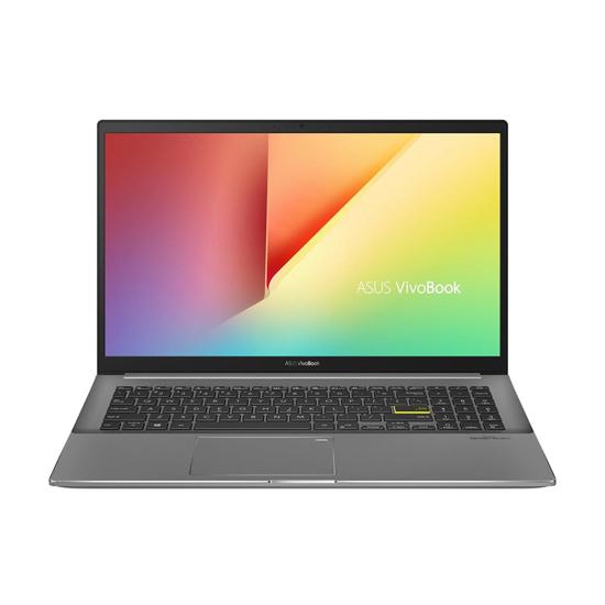 "Picture of ASUS VivoBook S S533EQ-WB517 i5-1135G7 15.6"" FHD AG IPS 8GB/512 GB SSD/Nvidia-GF MX350-2GB/Silver+Torba"