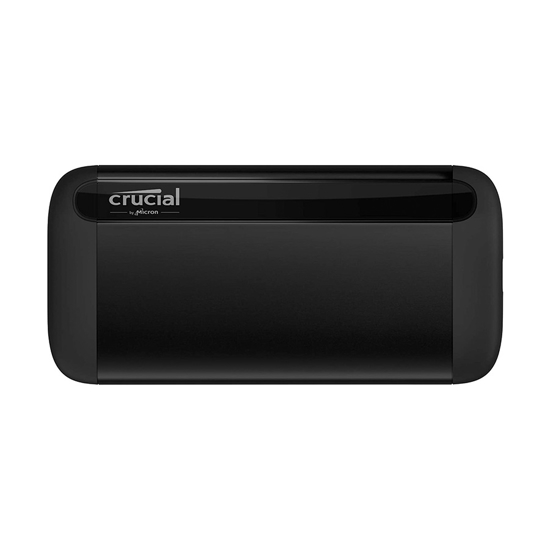 Picture of EXT.SSD 500 GB Crucial X8 500GB Portable SSD USB 3.1 Gen-2 Up to 1050MB/s  CT500X8SSD9