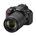 Picture of Fotoaparat NIKON D5600 crni SET(Obj 18-140mm VR AF-P)