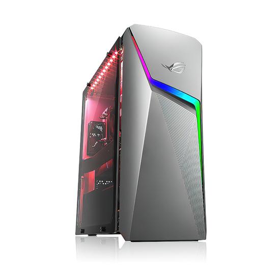 Picture of Asus ROG Strix AMD Ryzen 5-3400G 3.7 GHz (up to 4.2 GHz) , GTX 1650 4GB, 16 GB DDR4-2666, 512GB M.2 NVMe +1TB HDD, 500W 80 PLUS,NO OS + Miš Asus WT425