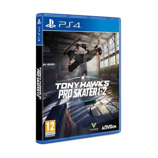 "Picture of Tony Hawk""s Pro Skater 1 + 2 PS4"