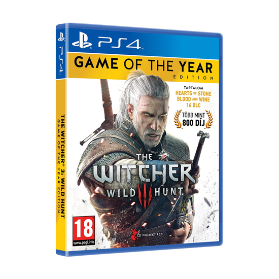 Picture of The Witcher 3: Wild Hunt GOTY PS4