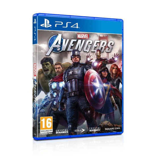 "Picture of Marvel""s Avengers PS4 Standard Edition"