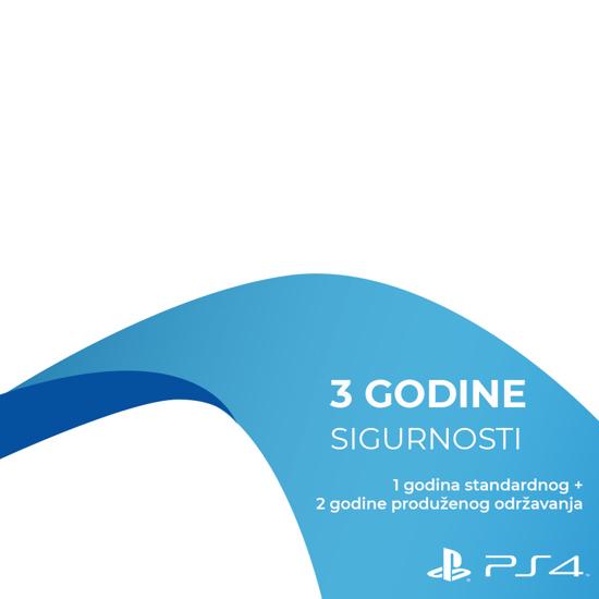 Picture of SD PS4 3 godine sigurnosti (1 godina standardnog + 2