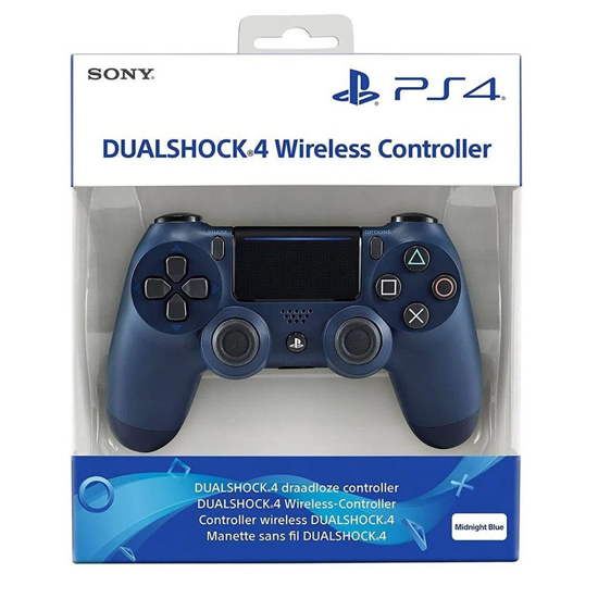 Picture of Sony  PS4 Dualshock Controller v2 Midnight Blue