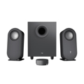 Picture of Zvučnici 2.1 LOGITECH Z407 Bluetooth computer speakers with subwoofer and wireless control - GRAPHITE - BT - EMEA, 980-001348