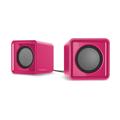 Picture of Zvučnici 2.0 SPEEDLINK TWOXO Stereo, pink, SL-810004-PK