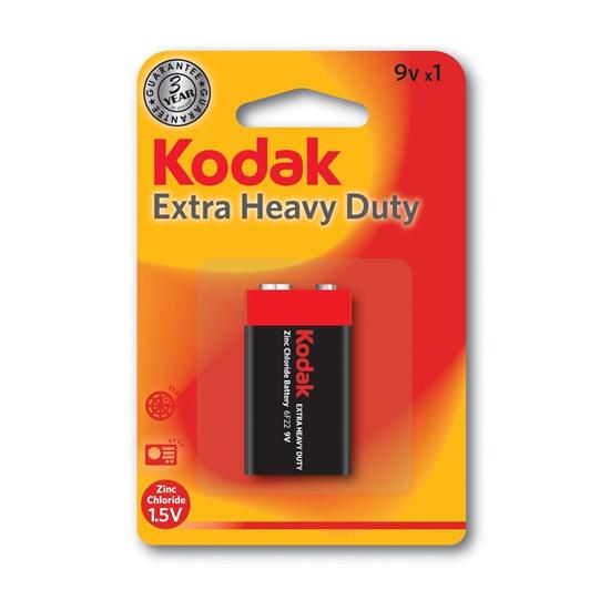 Picture of Baterija KODAK,K9HZ ZNCL 9V (887930953435)