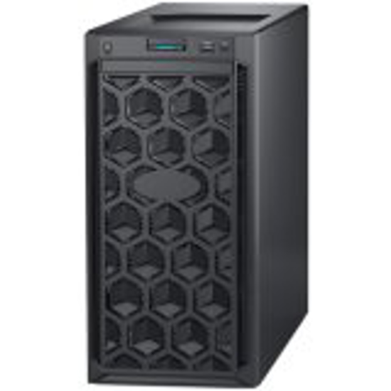 """Picture of x( PET140WCISM02-56 )Dell PowerEdge T140 Server, Xeon E-2224, up to 4 x 3.5"""" HDD, 16GB, 1TB HDD SATA"""