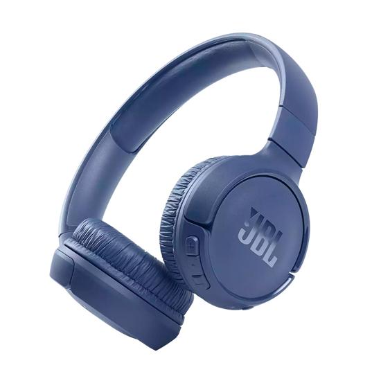 Picture of JBL slušalice TUNE 510BT BT bežične on-ear blue, JBL-00060