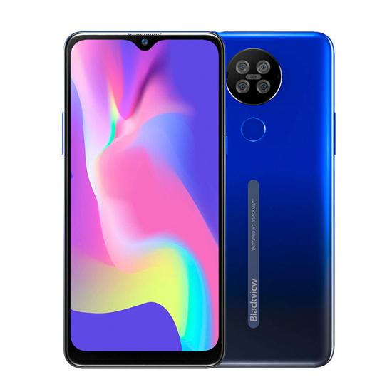 Picture of Mobitel Blackview A80S 4GB/64GB Blue Dual Sim