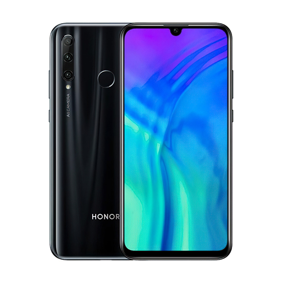 Picture of Mobitel Huawei Honor 20e Dual Sim 64GB Midnight Black
