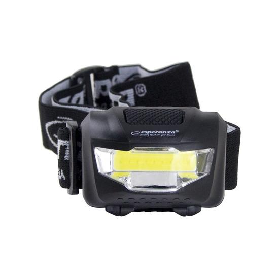 Picture of LED lampa za biciklo za glavu ESPERANZA,  bljeskalica EOT037
