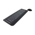 Picture of Tastatura i miš wireless ESPERANZA ASPEN, black,  USA layout, EK120