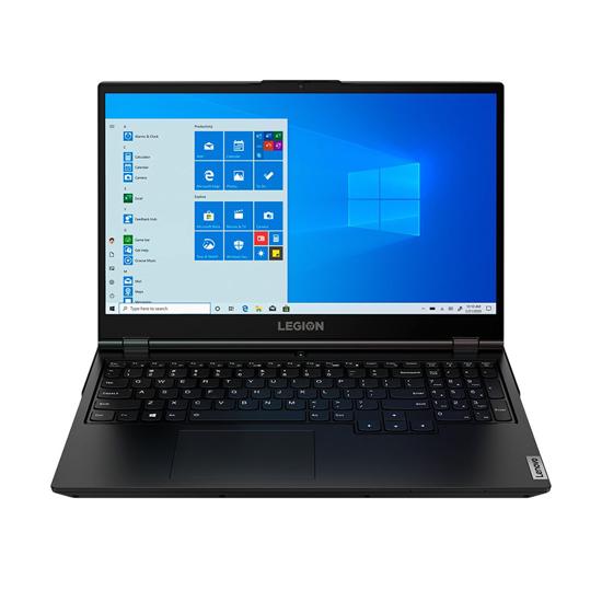 """Picture of Lenovo Legion 5 15IMH05 82AU009TSC 15,6"""" FHD IPS 120Hz Intel i5-10300H 8GB/512 GB SSD GF GTX 1650-4GB/2Y/crna"""