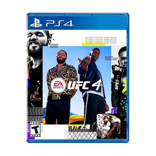 Picture of UFC 4 PS4