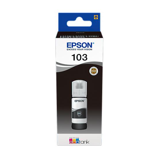 Picture of Tinta EPSON EcoTank 103 Black