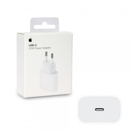 Picture of Apple 20W USB-C Power Adapter MHJE3ZM/A