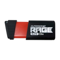 Picture of USB Memory stick PATRIOT 128GB Supersonic Rage Elite USB 3.1 Up to 400MB/sec PEF128GSRE3USB