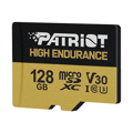 Picture of MICRO SD PATRIOT 128GB EP Series High Endurance microSDXC Card +Adapter PEF128GE31MCH