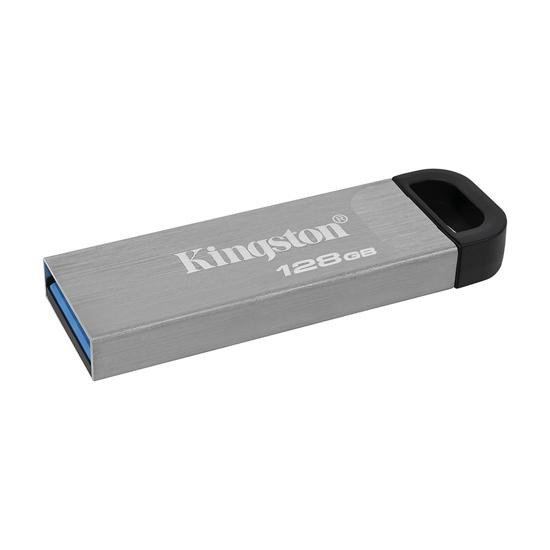 Picture of USB Memory stick Kingston DTKN/128GB USB3.2 DTKN,DataTraveler Kyson,Stylish Capless Metal Case,200MB/s read