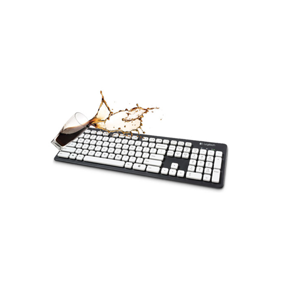 Picture of Tastatura Logitech K310, washable, USB, USA layout 920-004060/004177