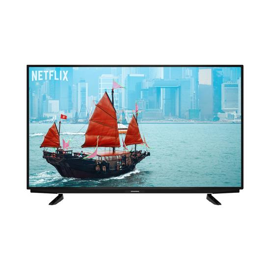 "Picture of GRUNDIG LED TV 55"" GFU 7900 B Smart 4K Android, Ultra HD rezolucija 3840 x 2160, DVB-T2/C/S2, 1300 VPI, Quad Core procesor, Android OS Smart TV, Netf"